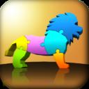 Mein Erstes 3D Puzzle: Tiere