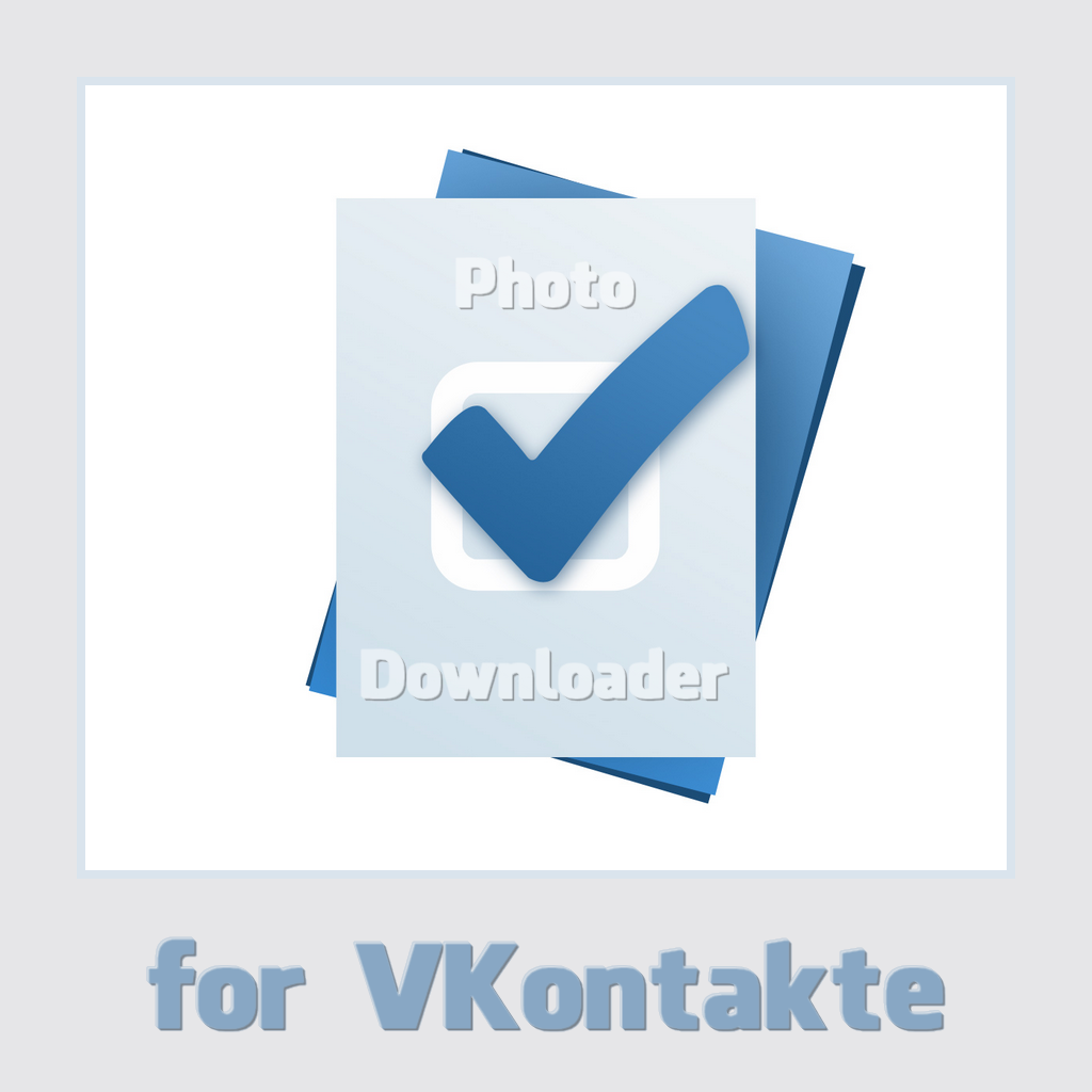 Photo Downloader Vkontakte for VK.COM