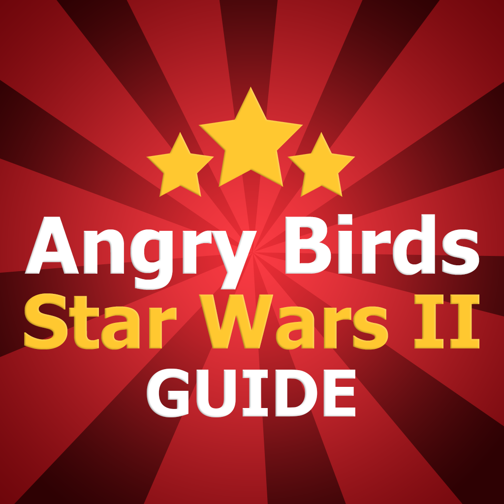 Guide for angry birds star wars ii par ruud van tiggelen - Telecharger angry birds star wars 2 ...